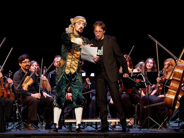 CAMERATA MUSICALIS, la música clásica desde otro punto de vista.