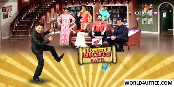 Comedy Nights With Kapil (Karan,Varun,Aliya) 12th July 2014 WEBHD 480p 250mb