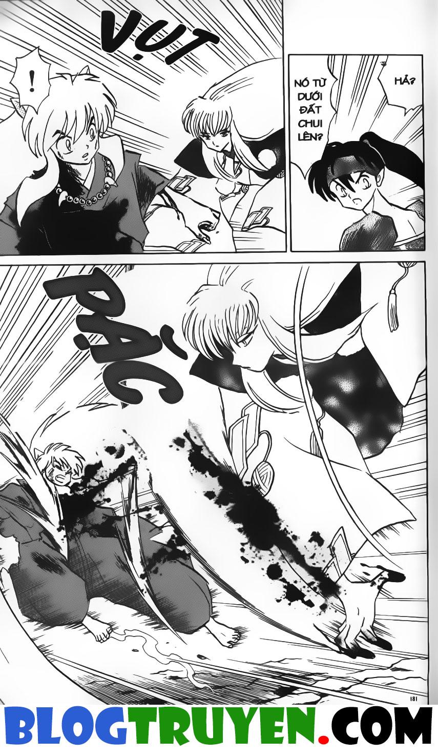 Inuyasha vol 17.10 trang 16