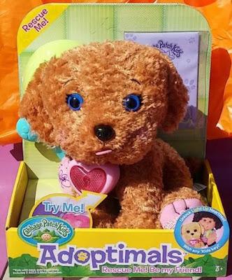 Лабрадудль игрушка Adoptimals