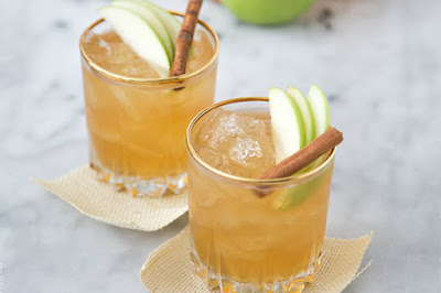hình apple pie moonshine cocktail