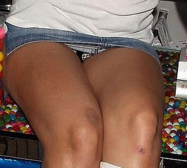 Are all holly madison upskirt photos opinion