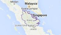 Peta provinsi Riau
