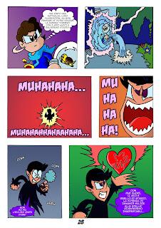 Alex Comics Alessandro Comandatore fumetto