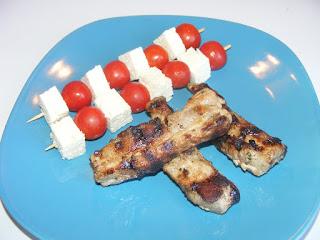 Coaste de porc fripte la gratar retete culinare,