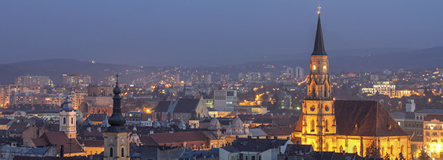 Cluj-Napoca Uçak Bileti