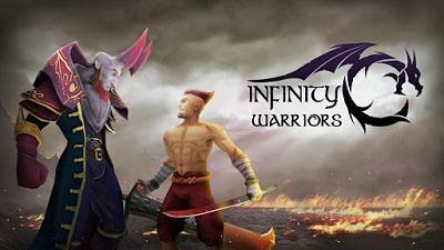 Infinity Warriors apk mod