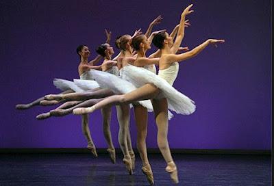 Секс в балетном трико