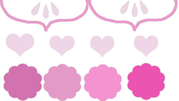 how to make fondant ribbon roses