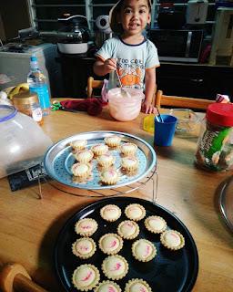 Anak suka memasak