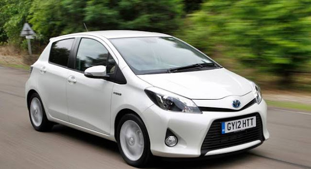 2018 Toyota Yaris Price In UAE