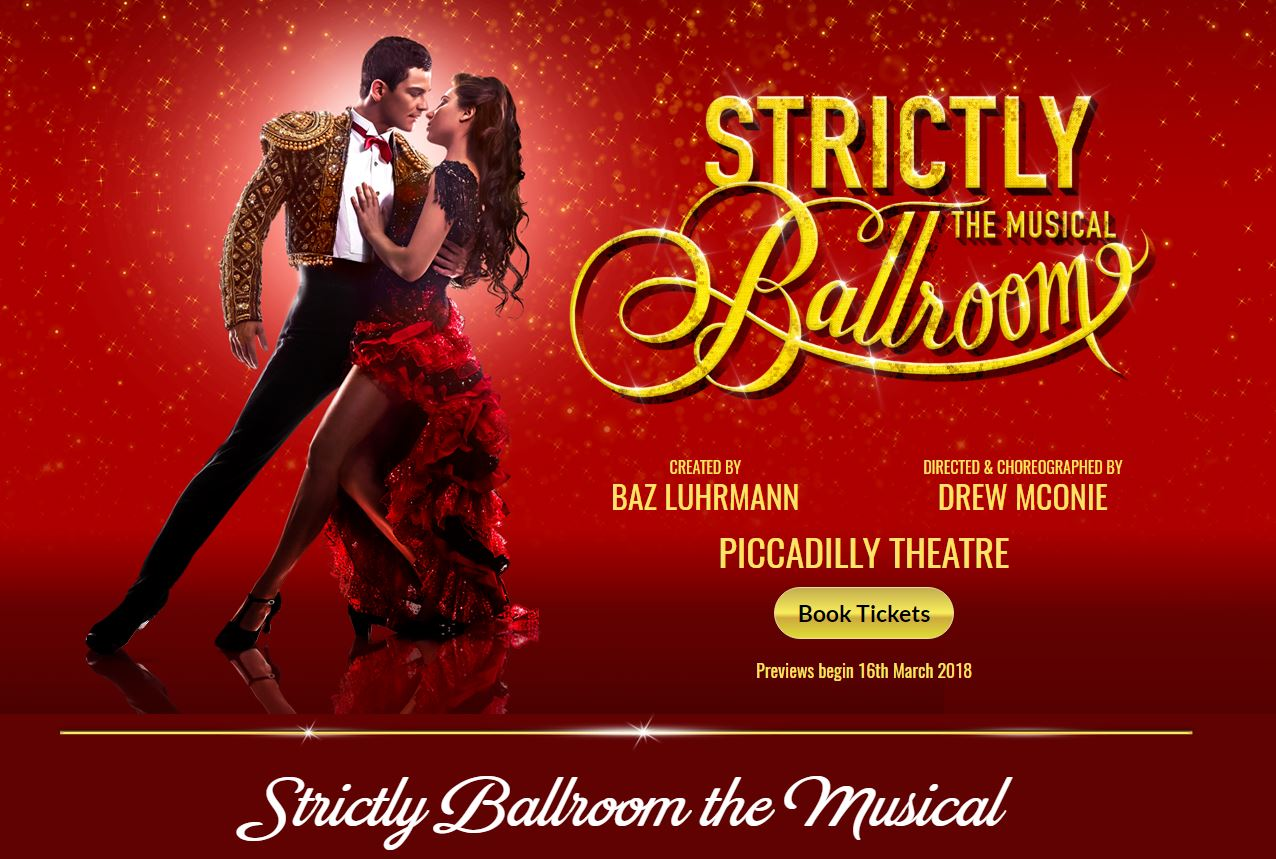 strictly ballroom film review