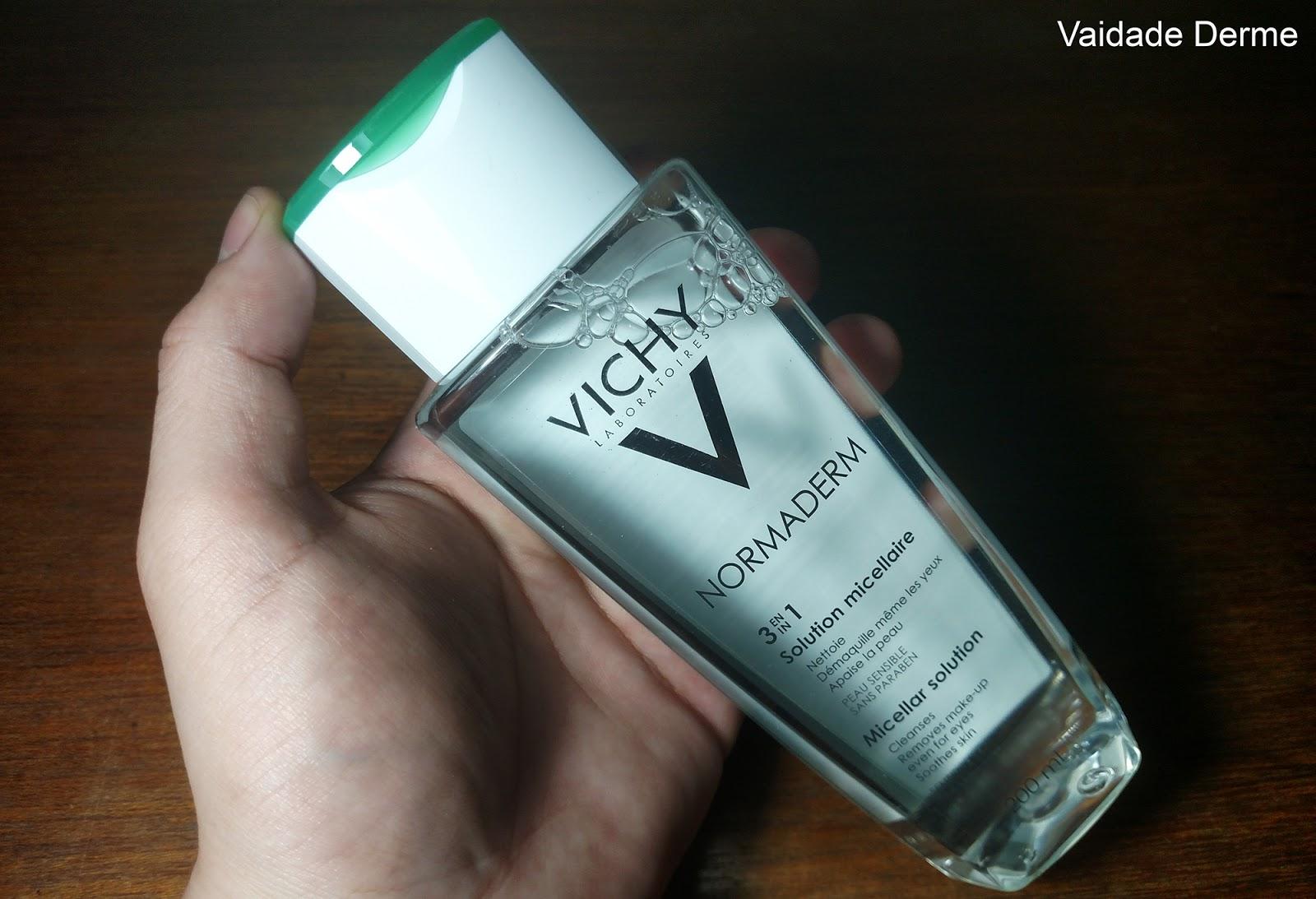 Vichy Normaderm Solução Micelar