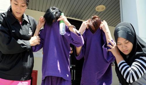 Peserta pesta bogel di Taman Negara Pulau Pinang dapat kebenaran!!
