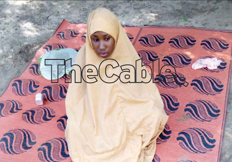 Leah Sharibu Speaks From Captivity, Asks Buhari To Pity Her