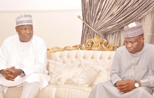 Dogara, Other Reps Pay Condolence Visit To Sokoto Governor Over Death Of Commissioner