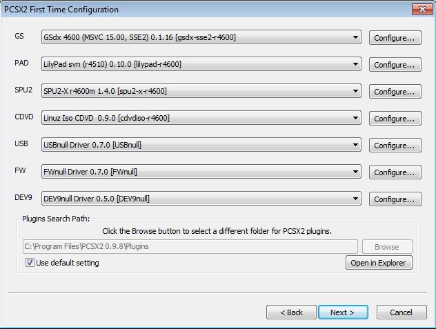 CARA SETTING EMULATOR PS2 PCSX2 0 9 8 DI PC / LAPTOP LENGKAP