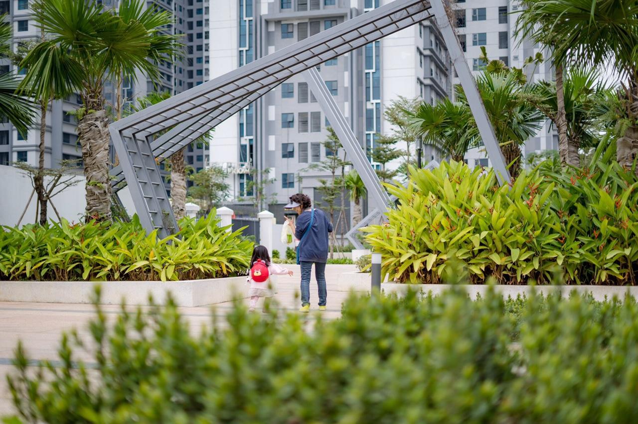 Vườn Hoa Cầu Vồng TNR Goldmark City