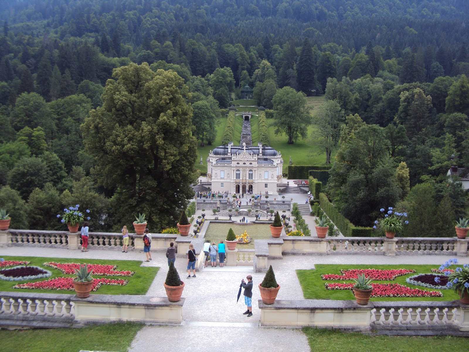 Nothing Clever Schloss Linderhof King Ludwig Ii Hunting Residence