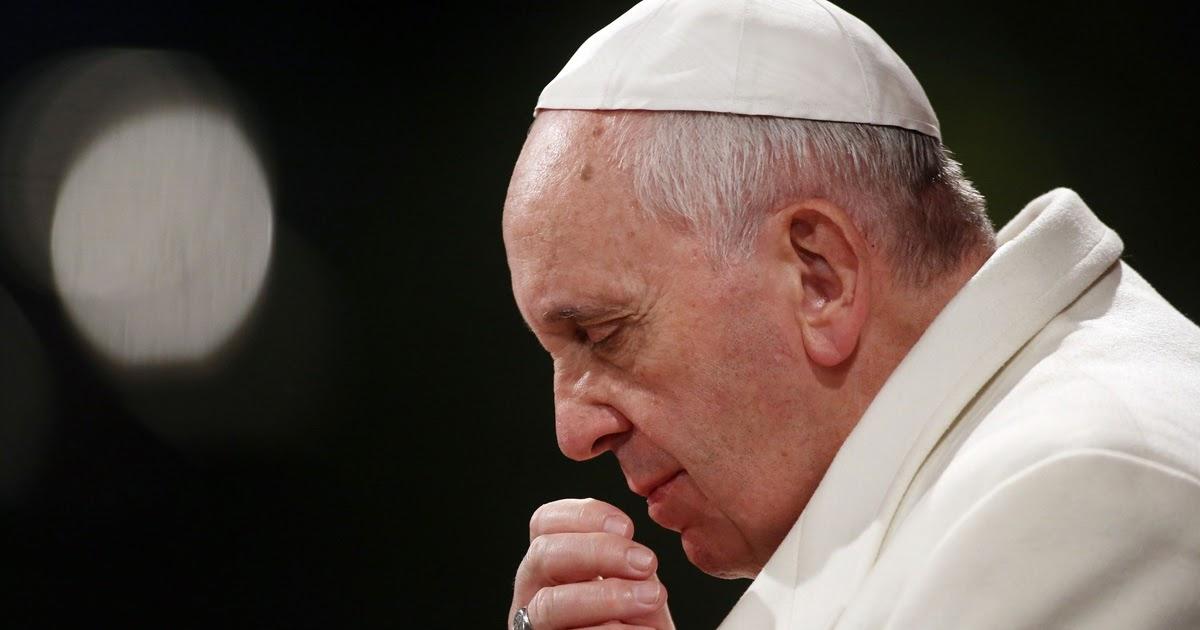 Ando Preferindo Ter Paz Do: Papa Pede Orações Para Brasil Ter 'harmonia E Paz'