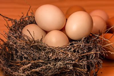 شاهد فكرة غريبة مبتكرة لتقديم البيض
