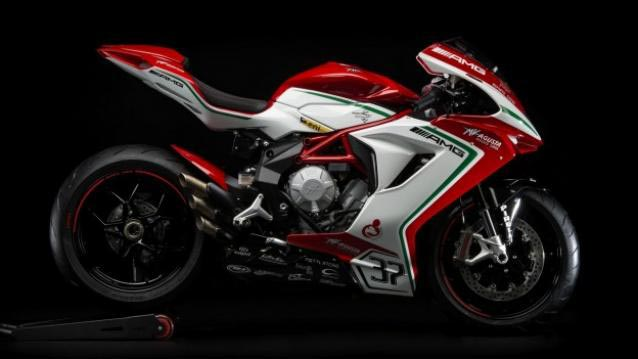 MV Agusta F3 800 RC launches in India limited edition 2016