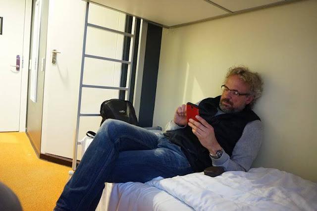 Copenhagen downtown hostel cama