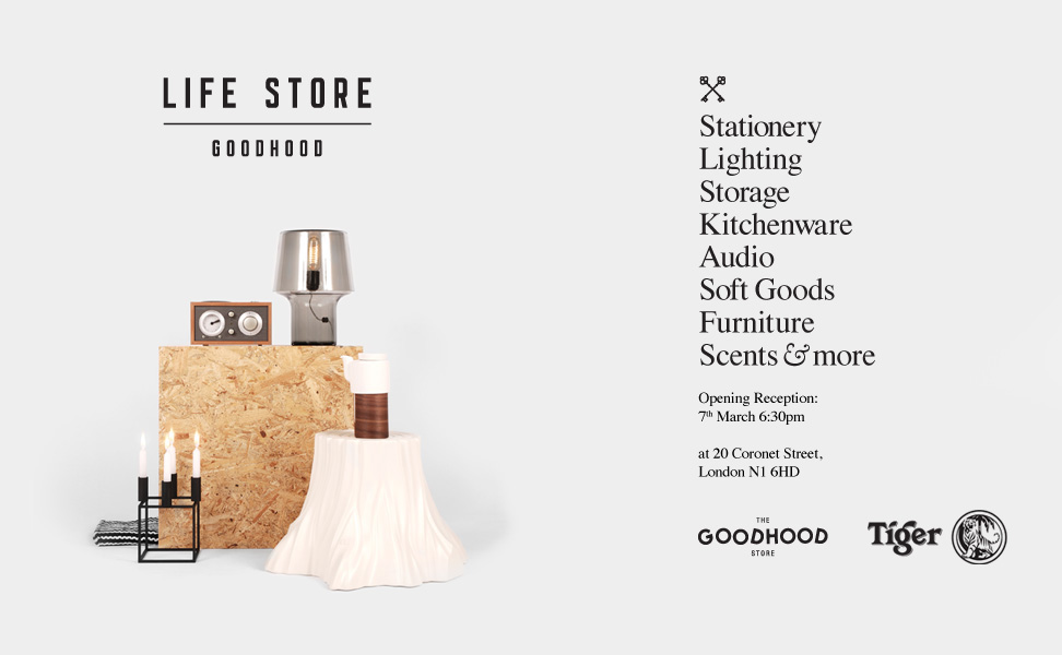8f37dd9947 If you have been following The Goodhood Store across facebook, twitter or  instagram you will spotted that they are opening a new store. The Goodhood  Life ...