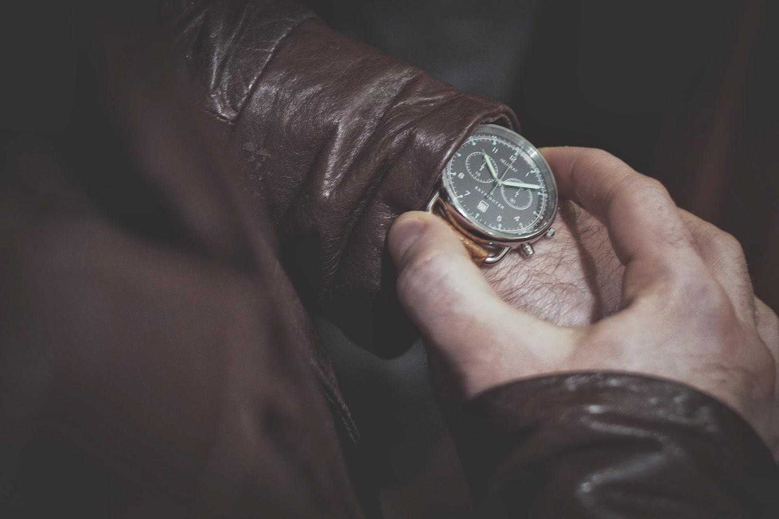 Helgray watches