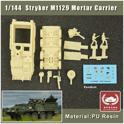Stryker M1129 Mortar Carrier picture 3