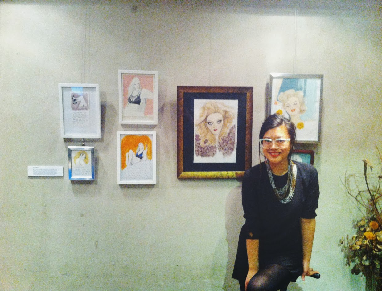 Kitty N. Wong / Twenty Bliss exhibition