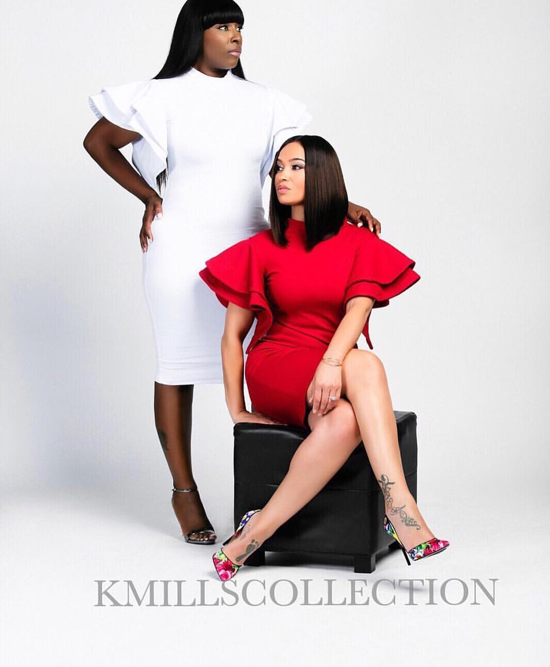 4bd596aa25035 Today s Shopping with Elle STYLE CHAT is sponsored by  K Mills Collection