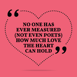 Clipart Image of a Pink Background With a Heart Containing a Romantic Message