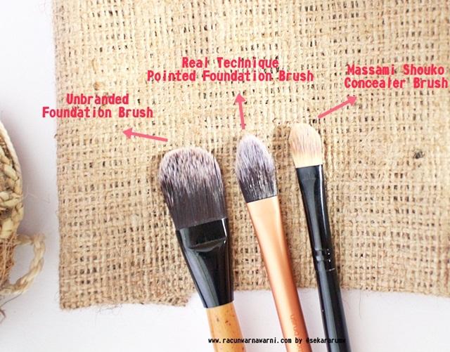 Perbedaan Brush