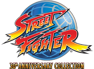 Street Fighter 30th Anniversary Collection - Logo