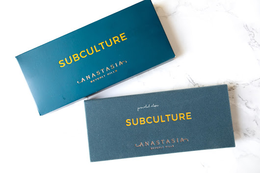 ABH - SUBCULTURE - Swatch-uri si Review