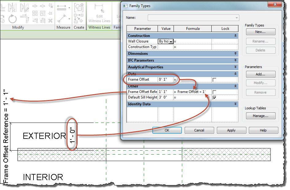 revit door family tutorial pdf