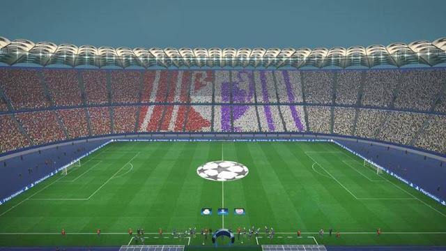 UEFA Champions League FINAL 2018 + Graphics PS4 PES 2017
