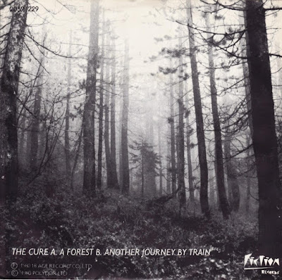 The Cure, A Forest & Another Journey By Train EP cover