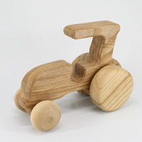 TR04, Tractor IV, Lotes Wooden Toys