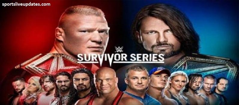 WWE Survivor Series Matches