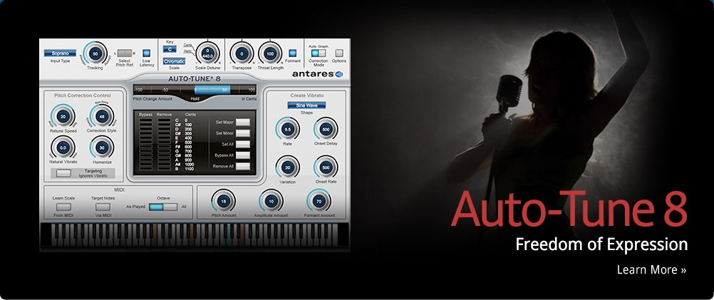 TOP BOTS INC : HOW TO RUN ANTARES AUTO TUNING TECHNOLOGY ON PRESONUS