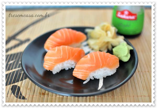 nigiri sushi receita