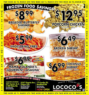 Lococo's Weekly Flyer February 23 - March 8, 2018