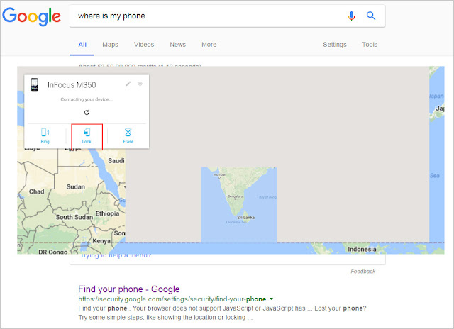 How to Trace Lost Smartphone tips in hindi