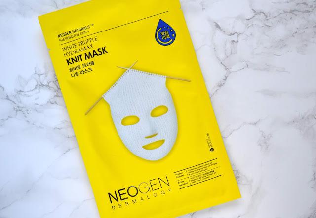 Neogen Truffle Hydramax Knit Mask