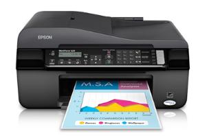 Epson WorkForce 520 Printer Driver Downloads & Software for Windows