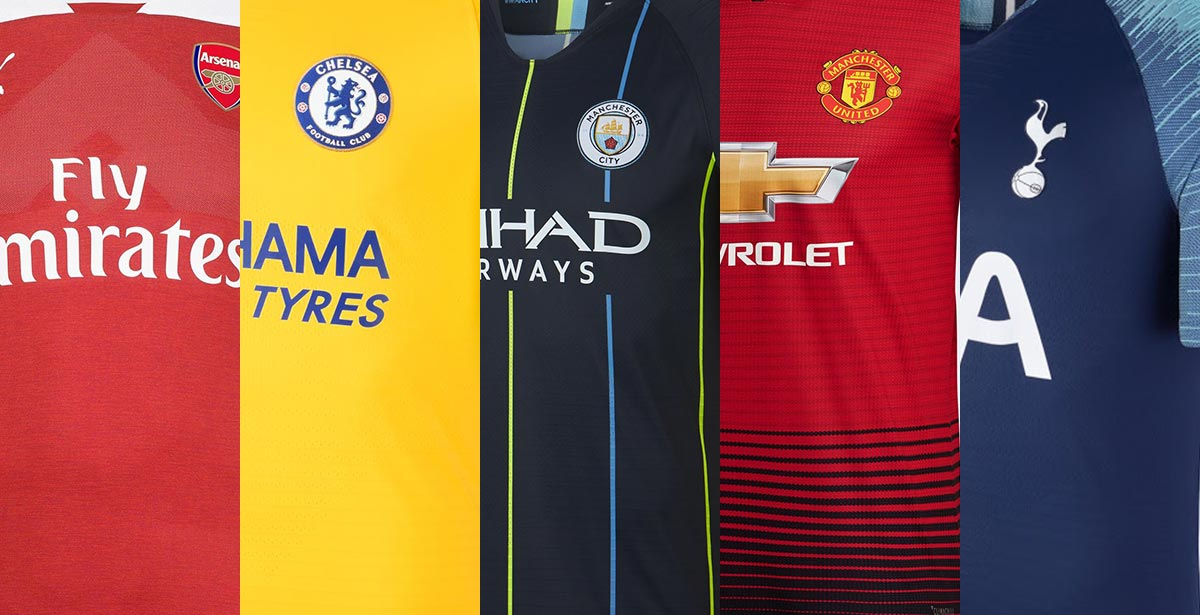 release date: 56183 9c17e OVERVIEW: All 18-19 Premier League Kits - Footy Headlines