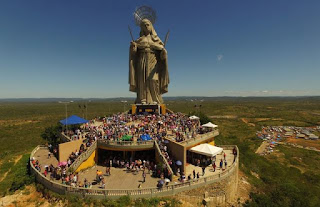 Santa Cruz no RN terá na próxima terça-feira seminário sobre turismo religioso
