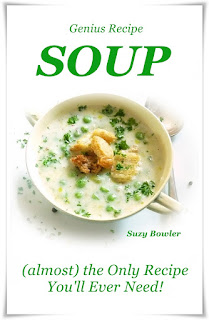 genius soup cookbook